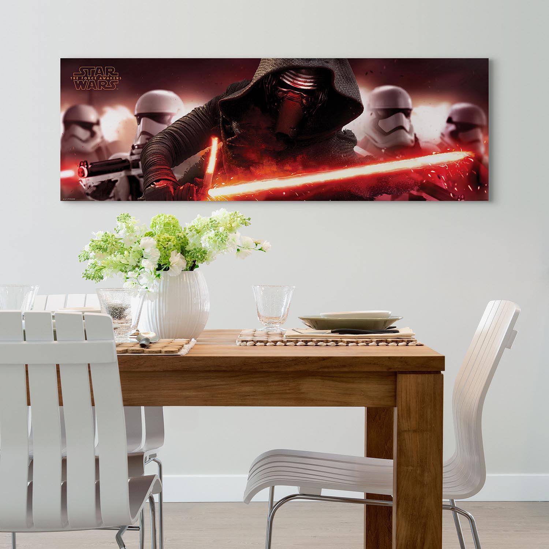 Bild Star Wars Episode VII Kylo Ren I, Reinders