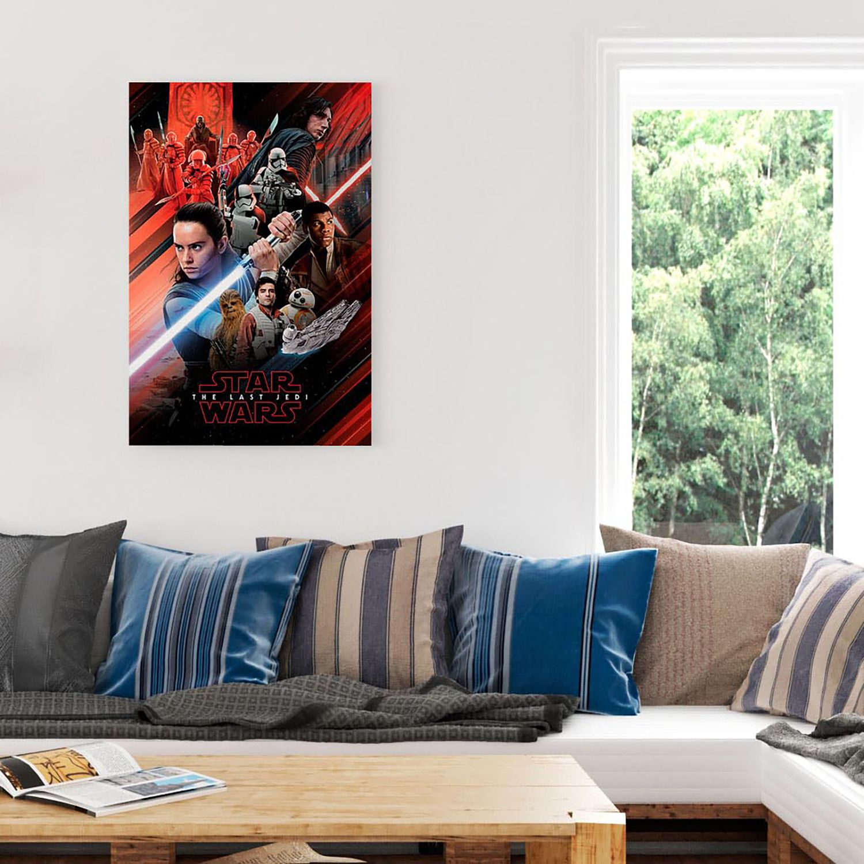 Bild Star Wars Episode VIII, Reinders