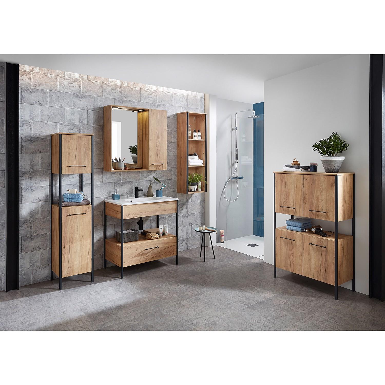 Armoire de salle de bain Gintano