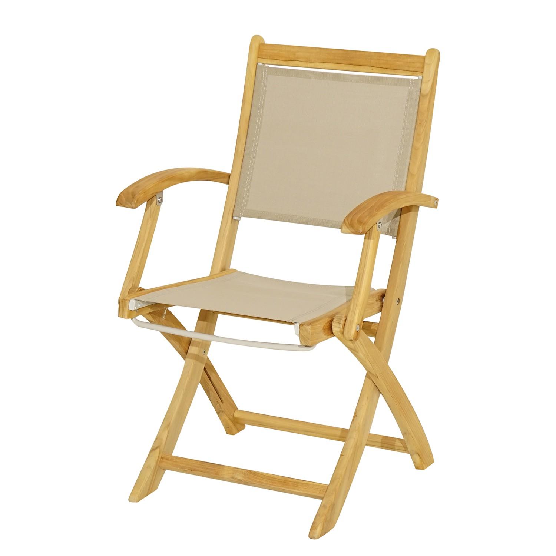 home24 Klappstuhl Richmond III | Küche und Esszimmer > Stühle und Hocker > Klappstühle | Beige | Ploss
