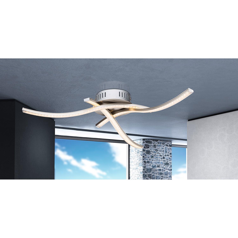 home24 LED-Deckenleuchte Jorne