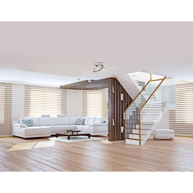 home24 LED-Deckenleuchte Kalinda