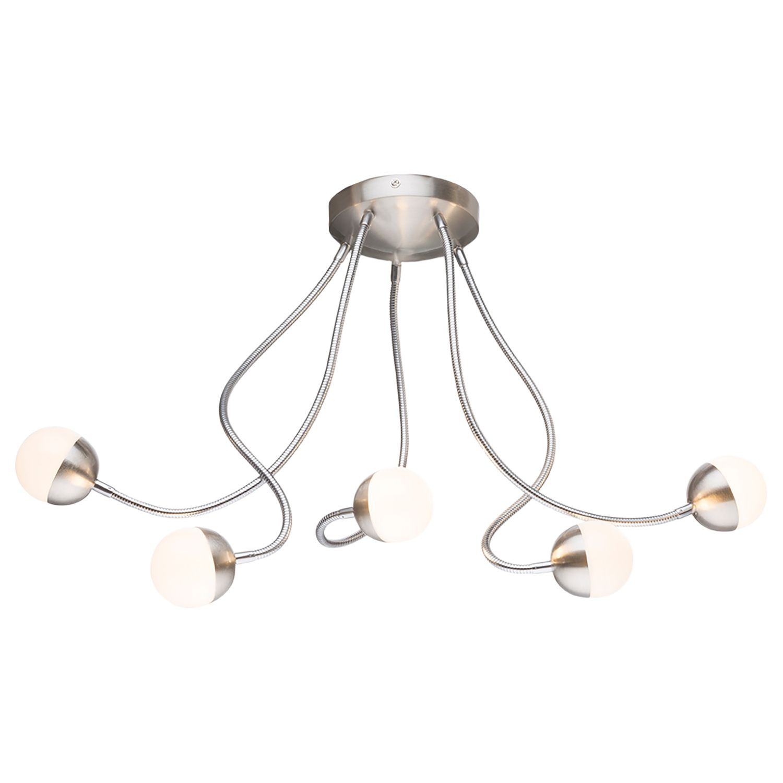home24 LED-Deckenleuchte Roslin
