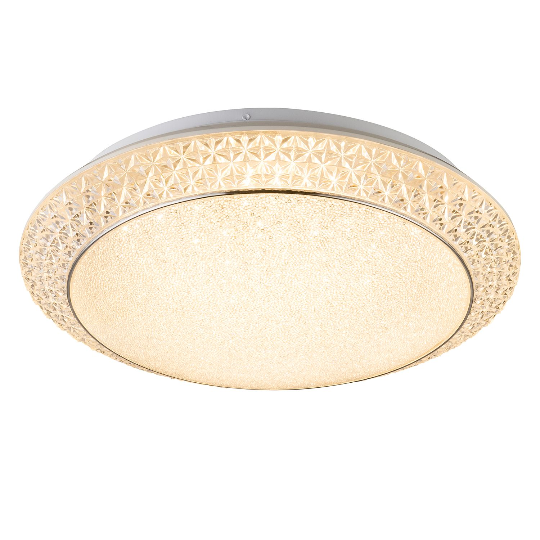 home24 LED-Deckenleuchte Ronja