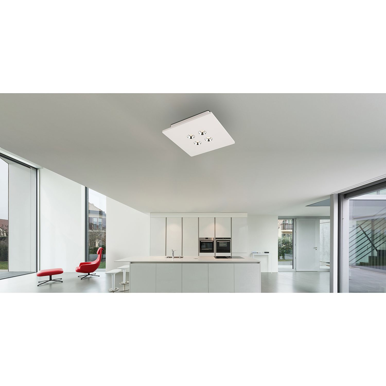 home24 LED-Deckenleuchte Christine VI