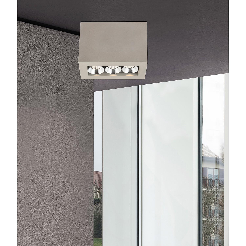 home24 LED-Deckenleuchte Timo V