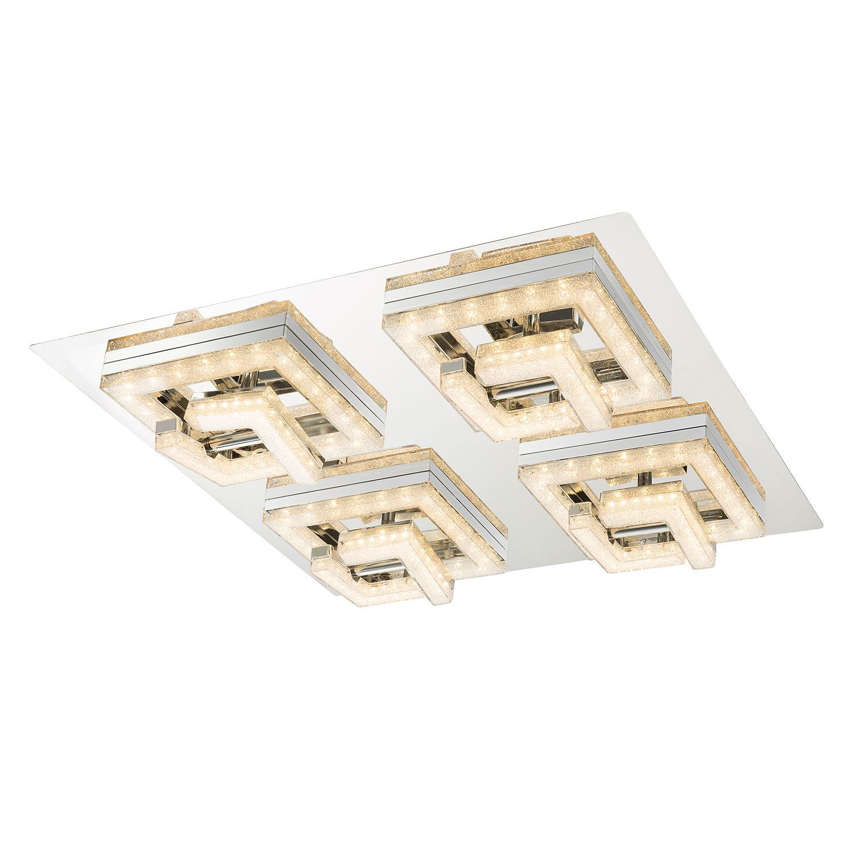 home24 LED-Deckenleuchte Renly