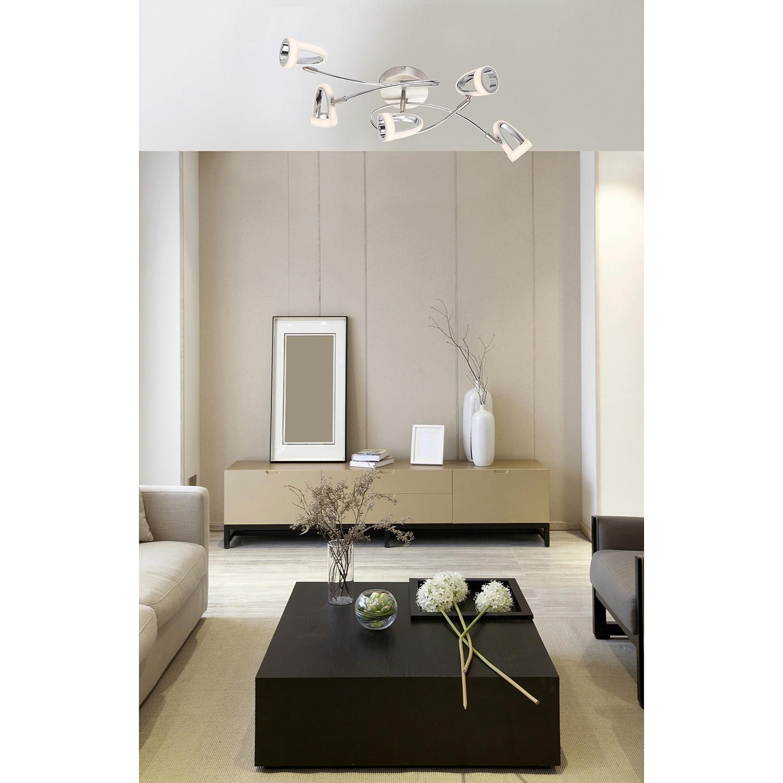 home24 LED-Deckenleuchte Rodrik II