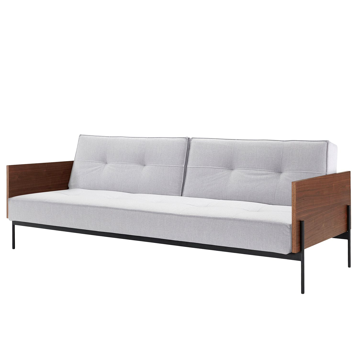 home24 Schlafsofa Splitback Lauge