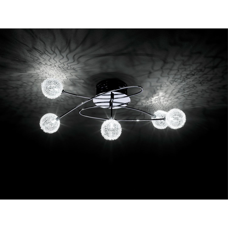 home24 LED-Deckenleuchte Bubblz I