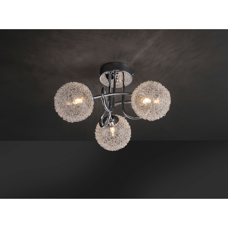 home24 LED-Deckenleuchte Bubblz II