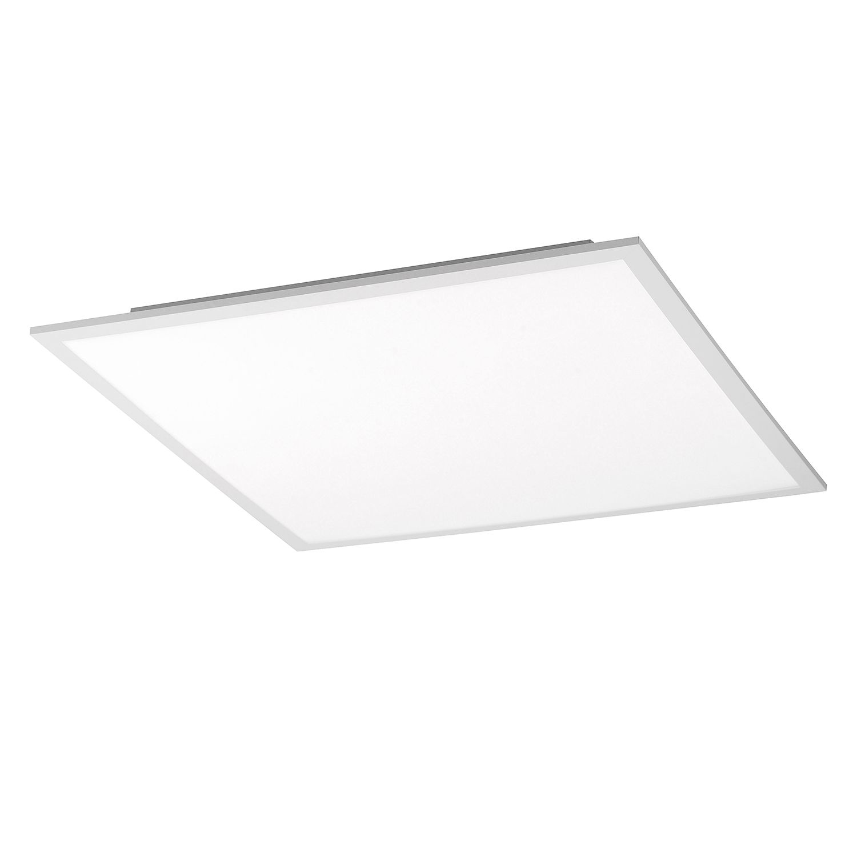 home24 LED-Deckenleuchte Flat VIII