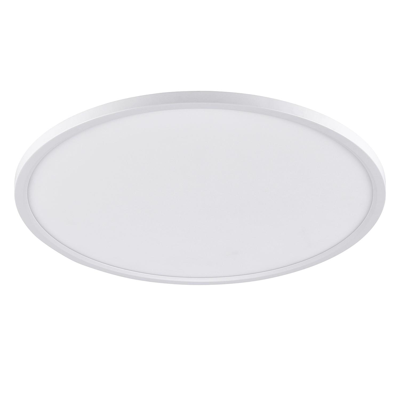home24 LED-Deckenleuchte Flat XIV