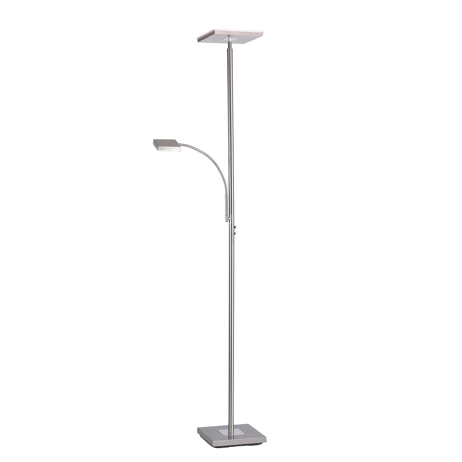 home24 LED-Stehleuchte Hans II