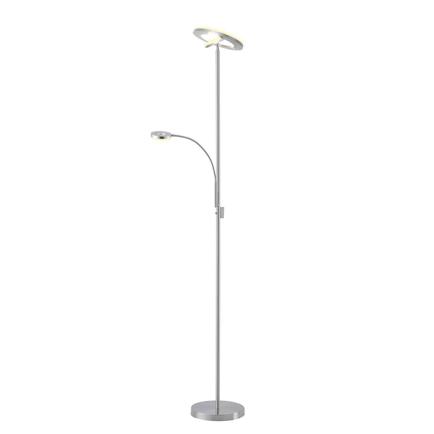 home24 LED-Stehleuchte Rocco I
