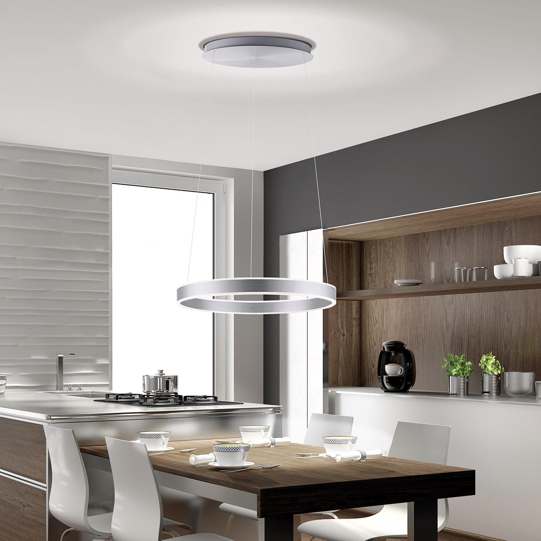 home24 LED-Pendelleuchte Arina I