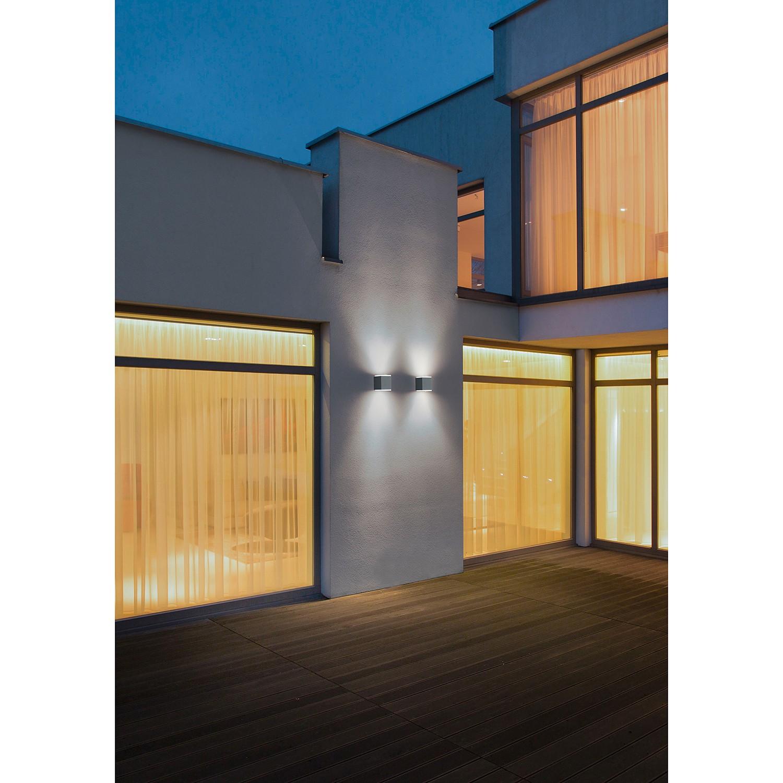 home24 LED-Wandleuchte Kibo