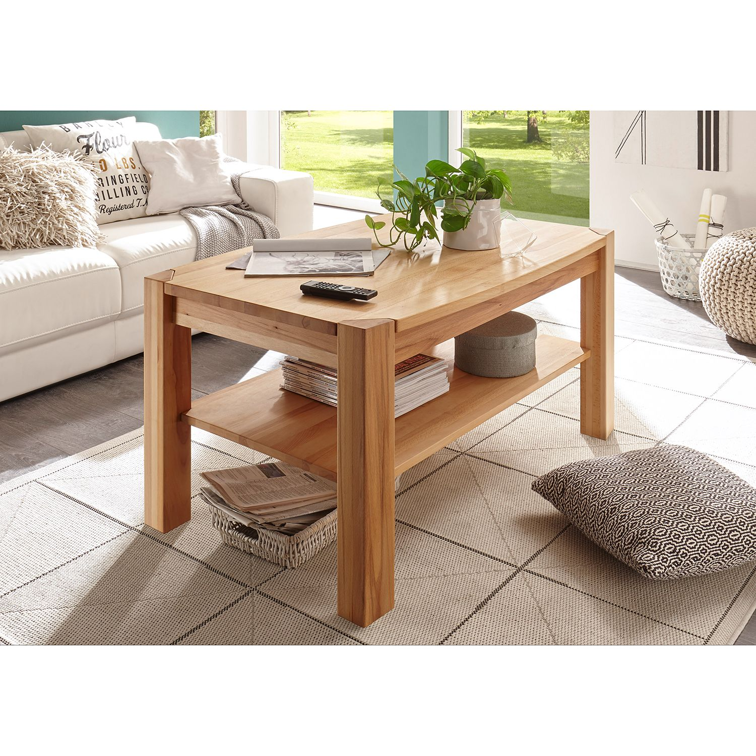 Table basse Lunow
