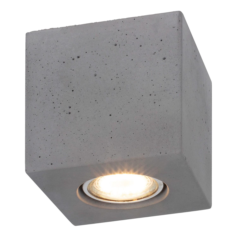 home24 LED-Deckenleuchte Concretdream II