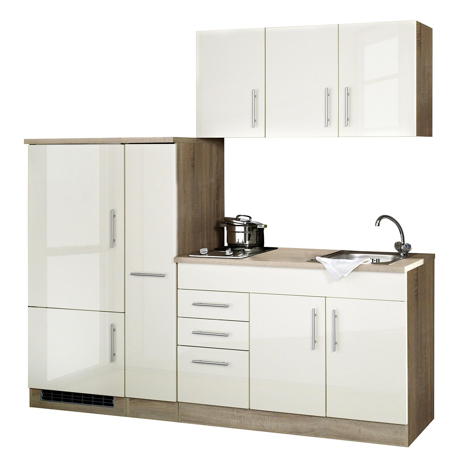 home24 Kuechenzeile Toronto II   Küche und Esszimmer > Küchen > Küchenzeilen   Beige   Held Kuechen