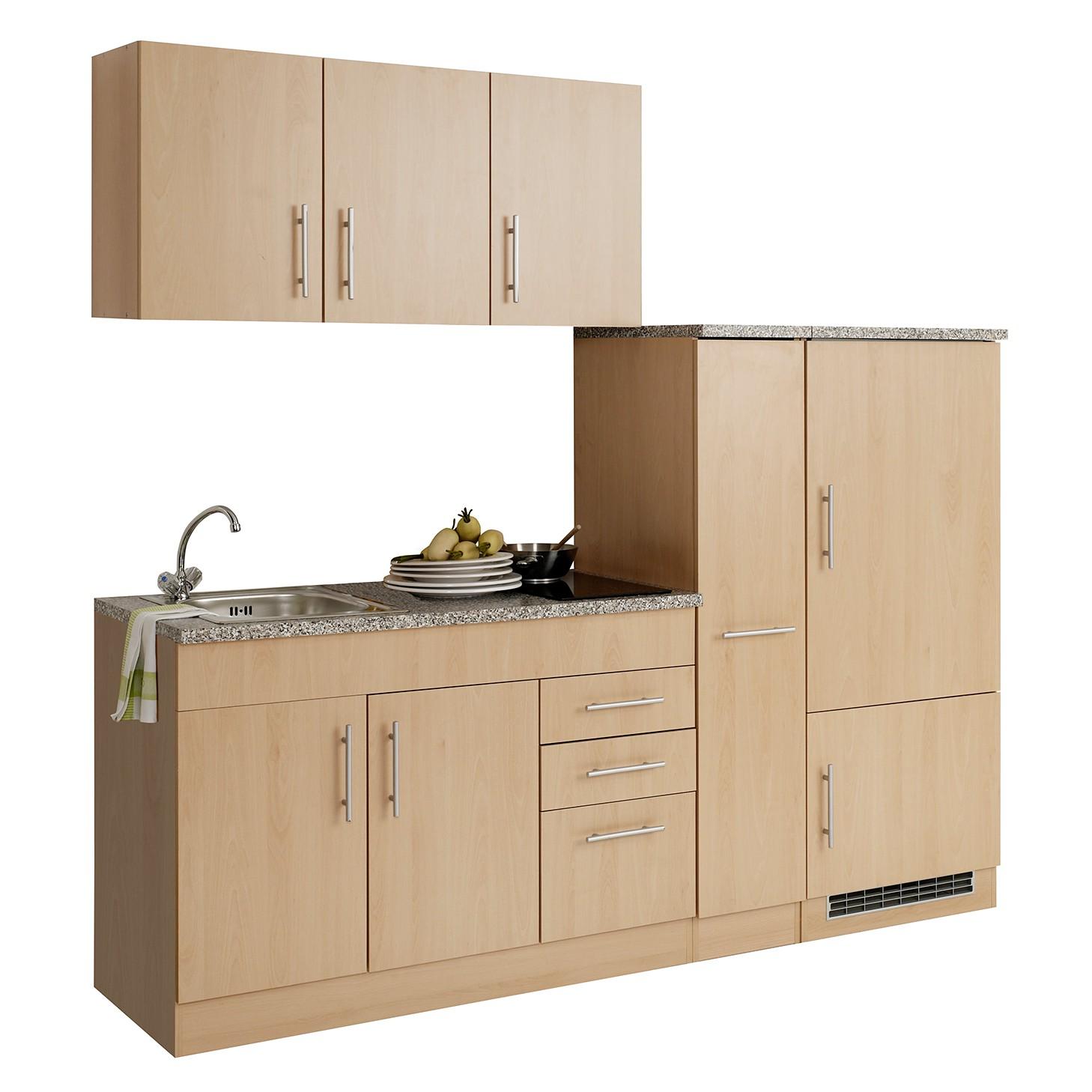 home24 Kuechenzeile Toronto II | Küche und Esszimmer > Küchen | Held Kuechen
