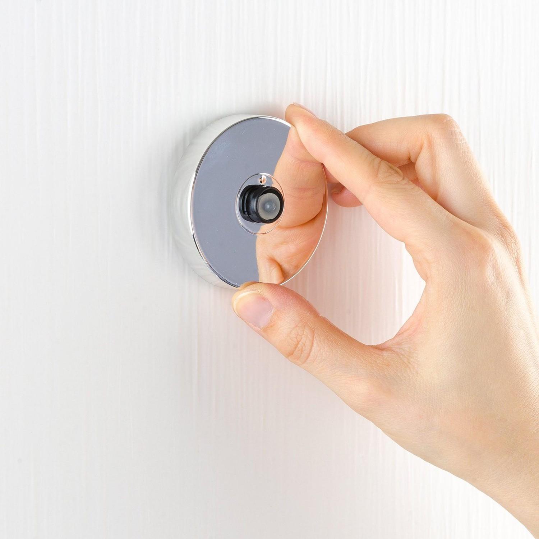 home24 Vacuum-Loc WC-Garnitur Quadro | Bad > Bad-Accessoires > WC-Bürsten | Silber | Wenko
