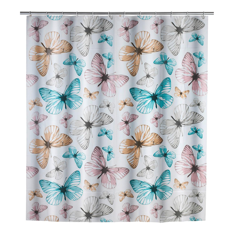home24 Duschvorhang Butterfly | Bad > Duschen | Wenko