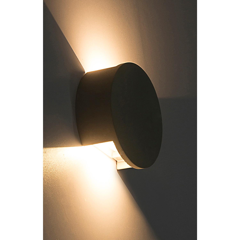 home24 LED-Wandleuchte Timo II
