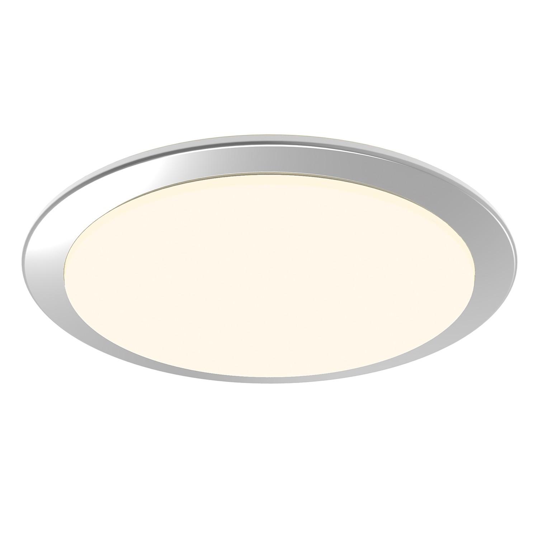 home24 LED-Deckenleuchte Francis