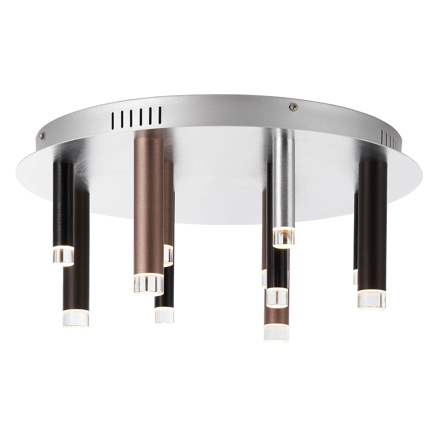 home24 LED-Deckenleuchte Cembalo III