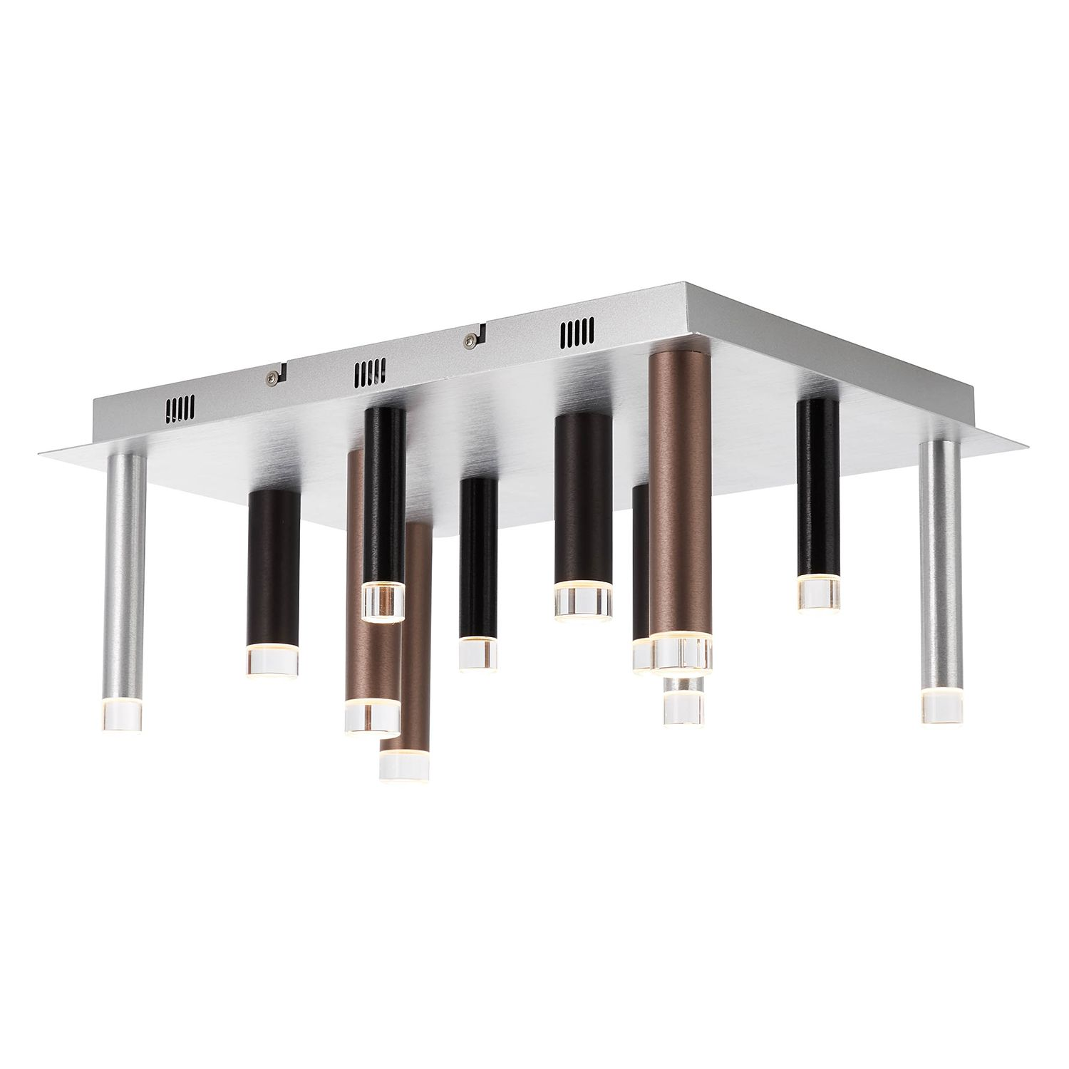 home24 LED-Deckenleuchte Cembalo IV