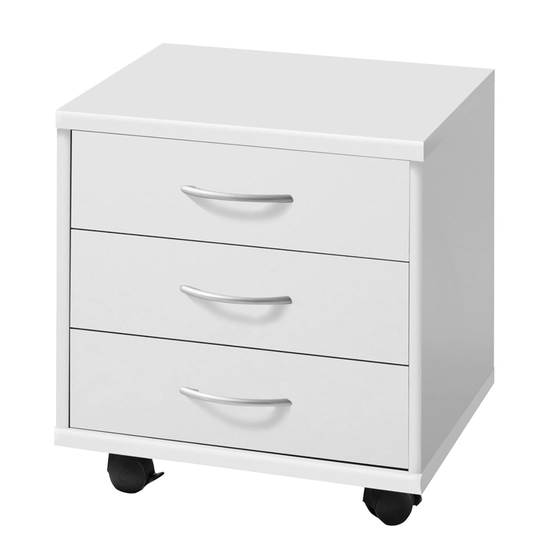 home24 Rollcontainer Longfaye   Büro > Büroschränke > Rollcontainer   mooved