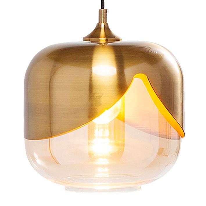 home24 Pendelleuchte Golden Goblet