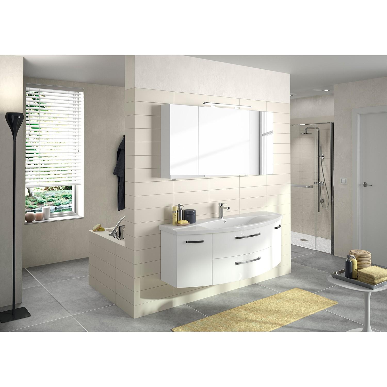 home24 Badezimmerset Fokus 4010 V (2-teilig)