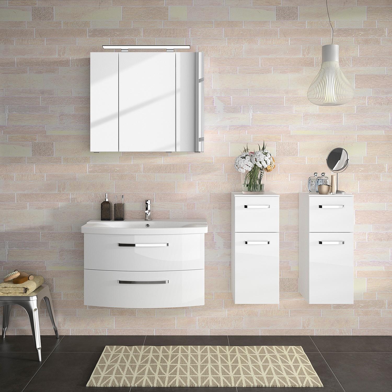 home24 Badezimmerset Fokus 4010 I (2-teilig)