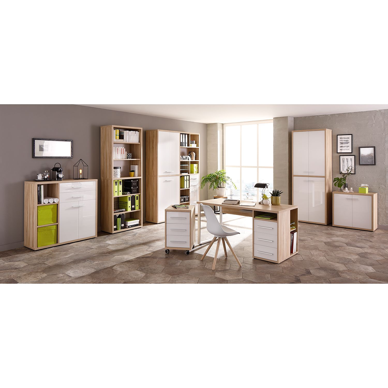 home24 Aktenschrank Set Plus III | Büro > Büroschränke