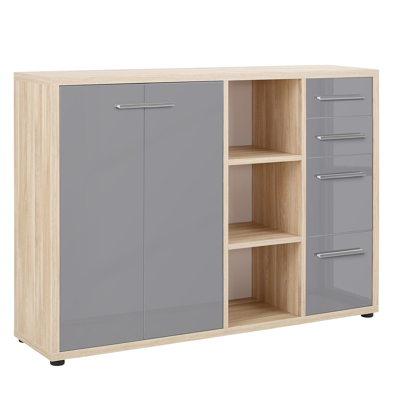 home24 Aktenschrank Set Plus II   Büro   Braun   Maja Moebel