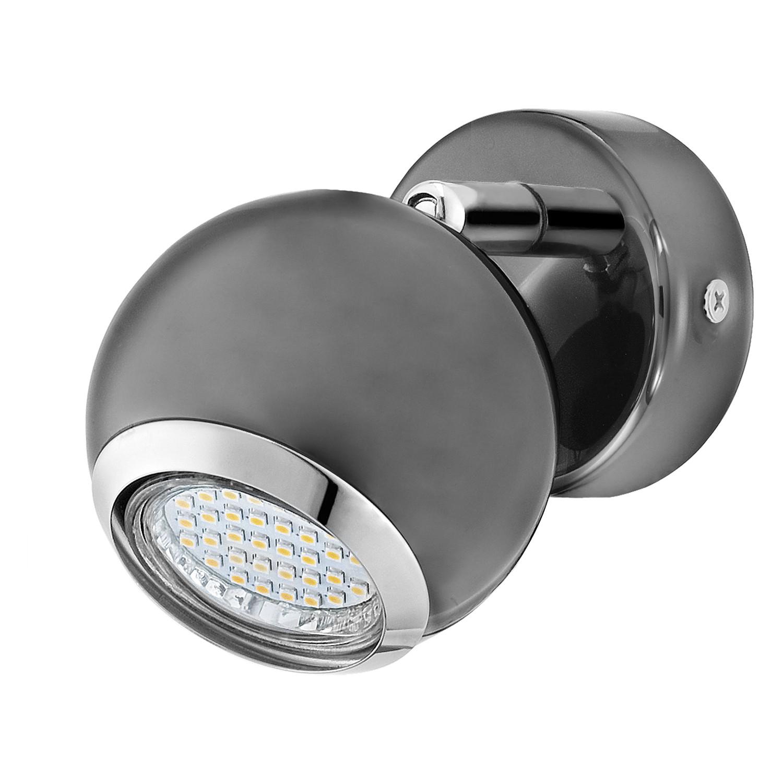 home24 LED-Wandleuchte Bimeda
