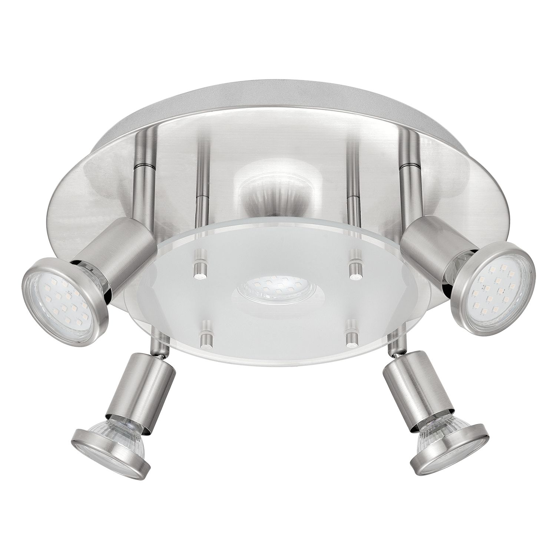 home24 LED-Deckenleuchte Pawedo I