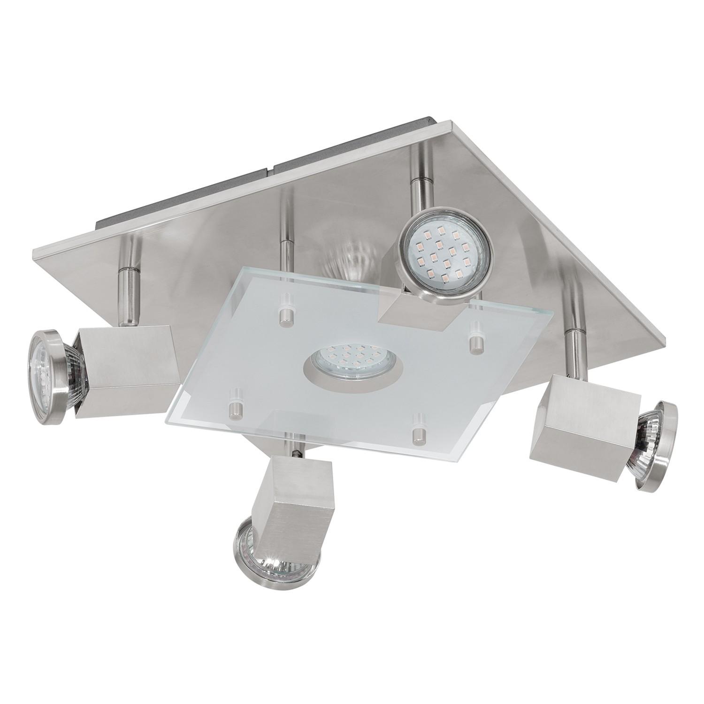 home24 LED-Deckenleuchte Pawedo II