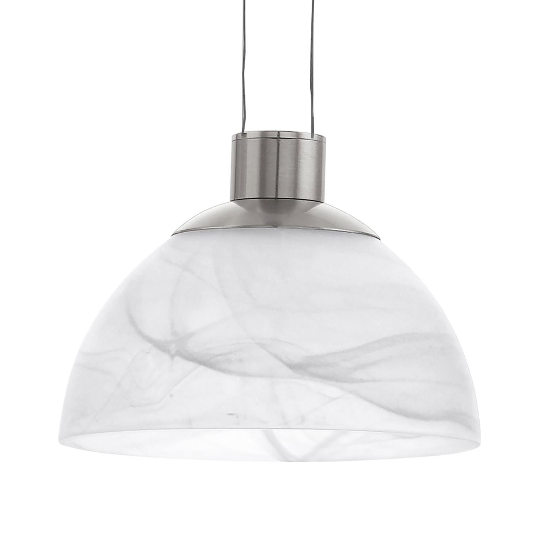 home24 LED-Pendelleuchte Montefio