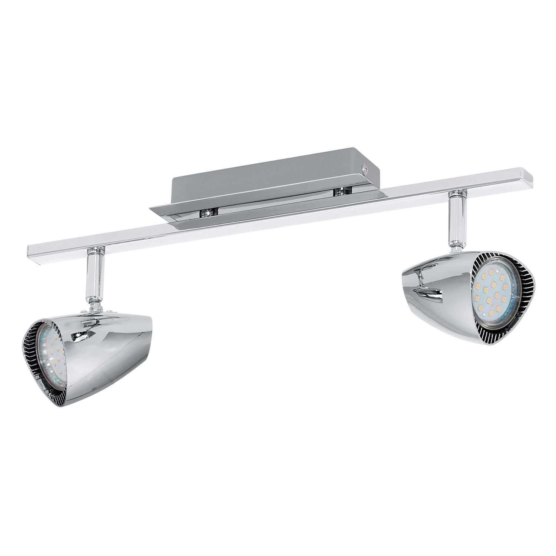 home24 LED-Deckenleuchte Corbera
