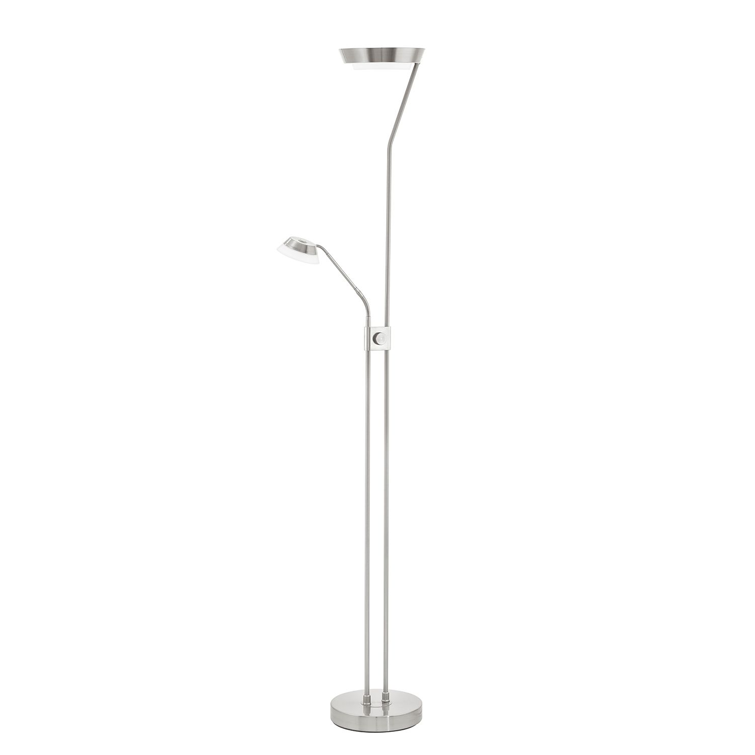 home24 LED-Stehleuchte Sarrione