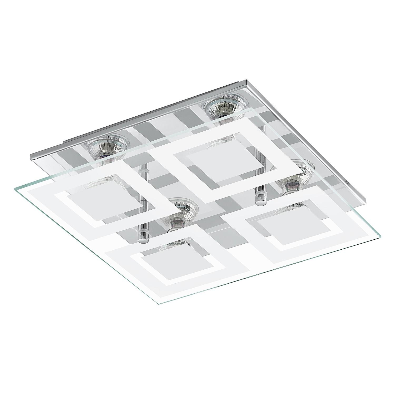 home24 LED-Deckenleuchte Almana