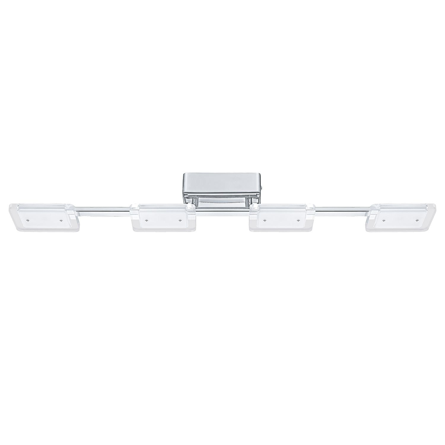 home24 LED-Wandleuchte Cartama