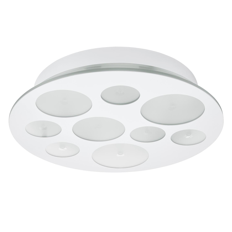 home24 LED-Deckenleuchte Pernato