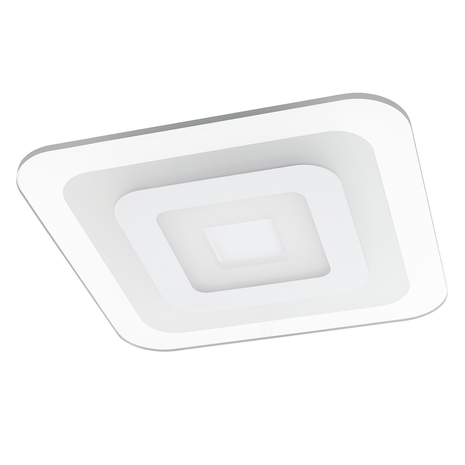 home24 LED-Deckenleuchte Reducta III