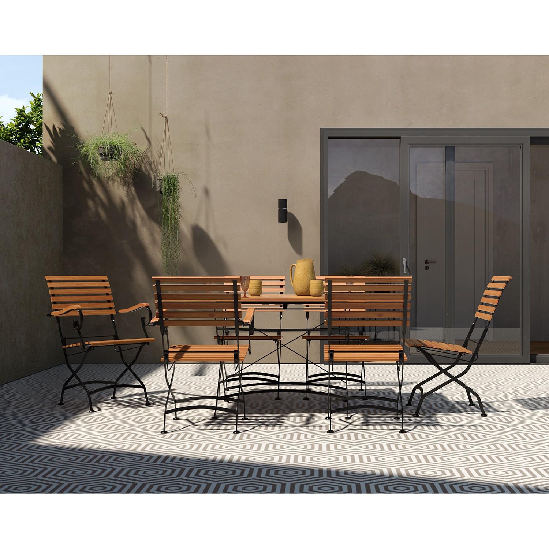 home24 Gartenessgruppe Tuscany I (7-tlg.)