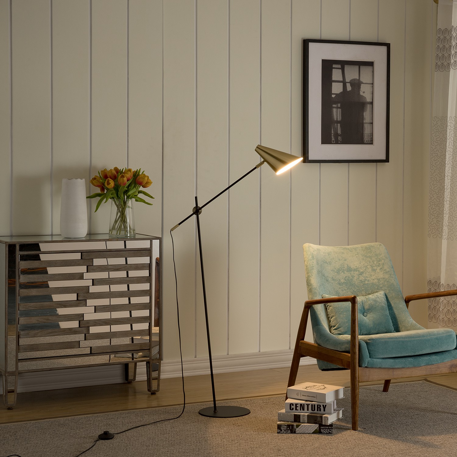 Lampadaire Viby