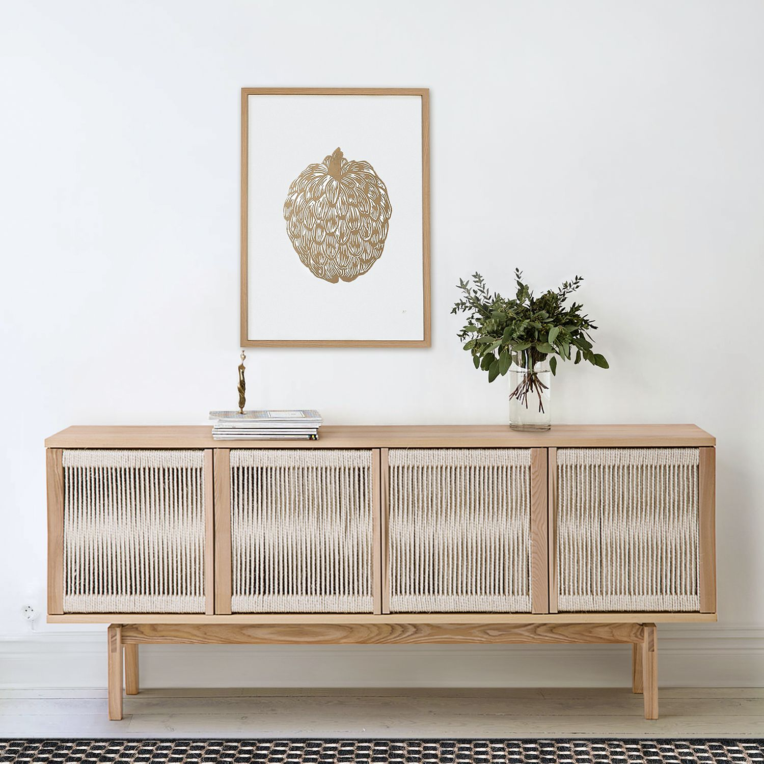 home24 Sideboard Lilla